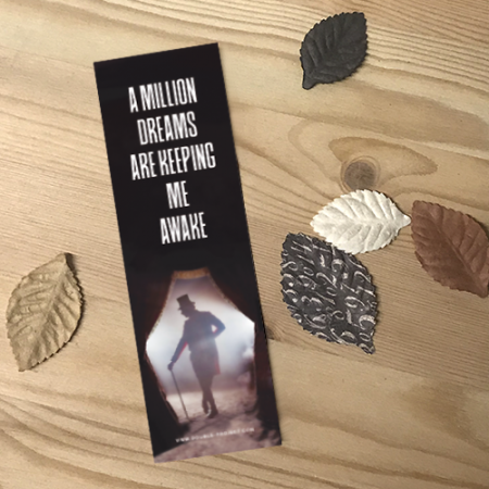 Punto de libro A million Dreams | Double Project