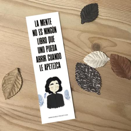 Punto de libro Snape forever | Double Project