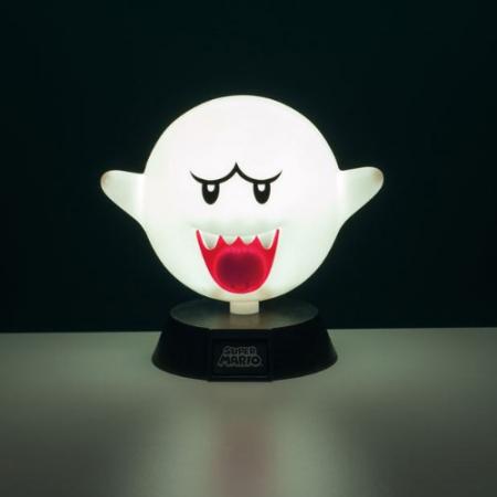 Super Mario Lámpara 3d Boo   Double Project