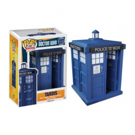 POP Tardis Doctor Who 15cm | Double Project