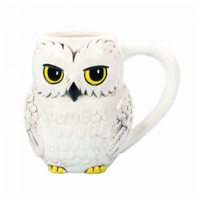 Taza 3d Hedwig Harry Potter - Double Project