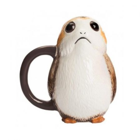Star Wars taza 3d Porg - Double Project