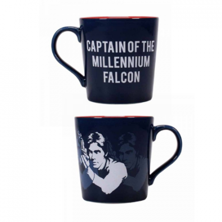 Star Wars taza Han Solo - Double Project