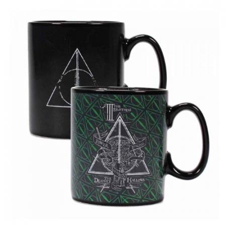 Harry Potter taza sensitivia Dealthy Hallows - Double Project