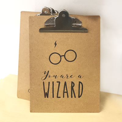 Portfolio A4 You are a wizard - Double Project