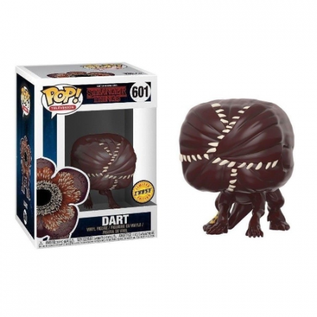 POP Demodog Chase Stranger Things | Double Project