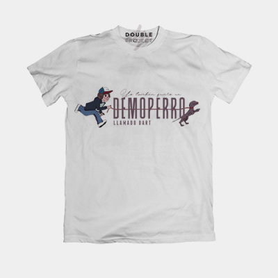 Camiseta Dustin Demoperro | Double Project