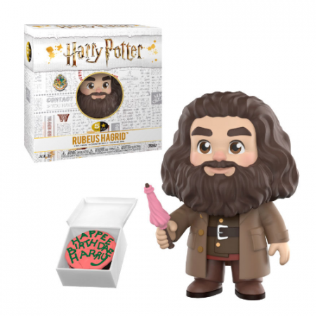 5 Star Hagrid Harry Potter - Double Project