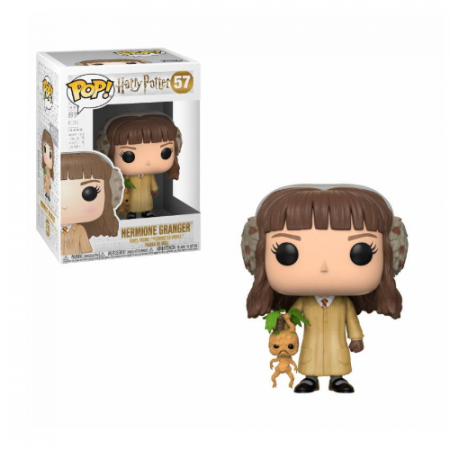 POP Hermione Granger (Herbology) - Double Project