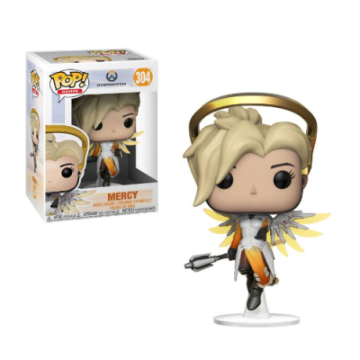POP Mercy Overwatch | Double Project