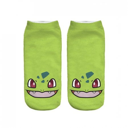Pokemon Calcetines Bulbasaur | Double Project