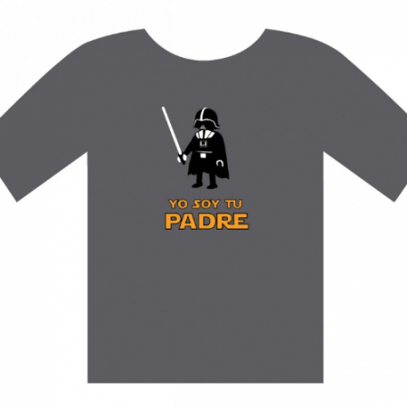 Camiseta Yo soy tu padre | Double Project