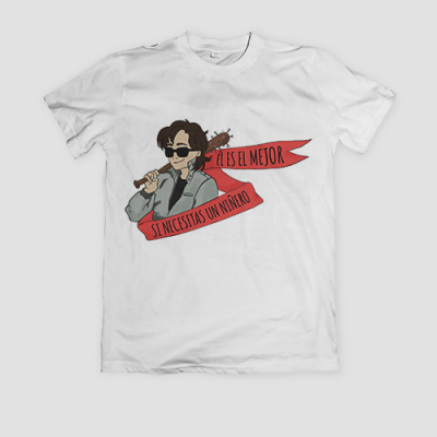 Camiseta Steve niñero | Double Project