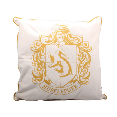 Almohada Hufflepuff Harry Potter | Double Project