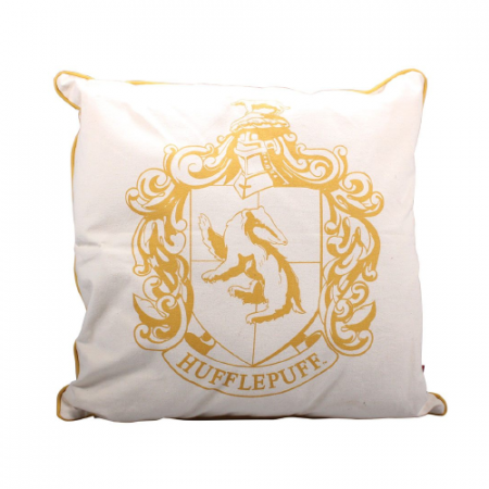 Almohada Hufflepuff Harry Potter | Double Project