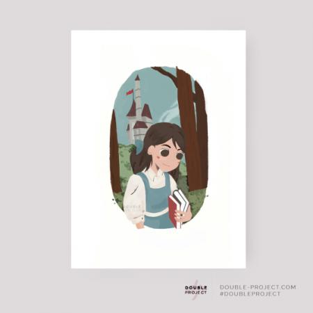 Lámina Bella | Double Project