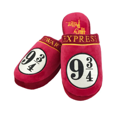 rry Potter Zapatillas Hogwarts Express anden 9 3/4 | Double Project