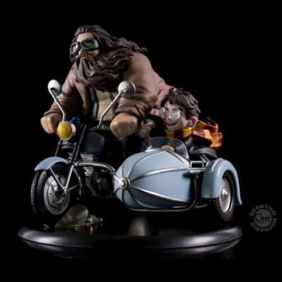 Harry Potter Q-Fig Max Harry Potter & Rubeus Hagrid - Double Project