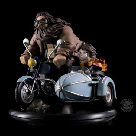 Harry Potter Q-Fig Max Harry Potter & Rubeus Hagrid - Double Project