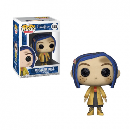 Coraline POP Coraline Doll | Double Project