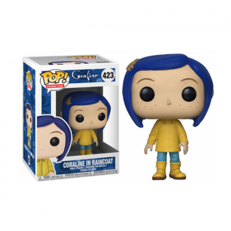 Coraline POP Coraline with Raincoat - Double Project