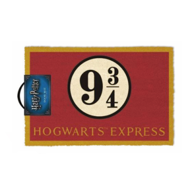 Felpudo Harry Potter Hogwarts Express 9 3/4 | Double Project