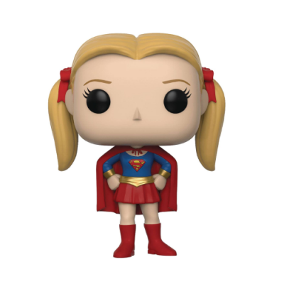 Friends POP Phoebe Buffay as Supergirl | Double Project