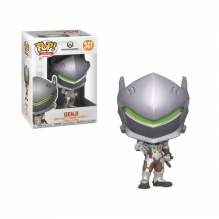 POP Genji Overwatch | Double Project