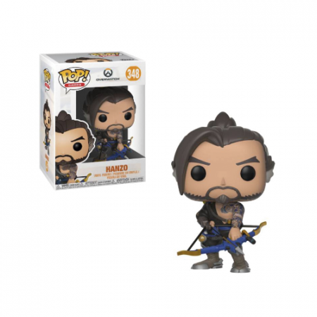 POP Hanzo Overwatch - Double Project