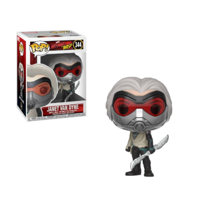 Ant-Man and the Wasp POP Janet Van Dyne | Double Project