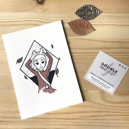 Libreta Arrietty Ghibli | Double Project