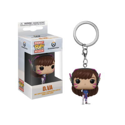 Pocket POP D.Va Overwatch | Double Project
