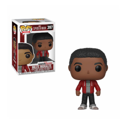 Spider-Man Gameverse POP! Miles Morales | Double Project