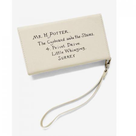 Monedero Funda para Movil Carta Hogwarts | Double Project