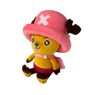 One Piece Peluche Chopper 25 cm - Double Project