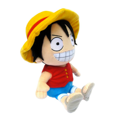 One Piece Peluche Luffy 32 cm | Double Project