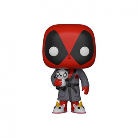 POP Deadpool in robe | Double Project