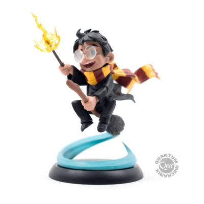 Harry Potter Q-Fig Harry Potter First Flight