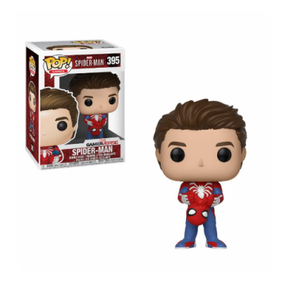Spider-man Gameverse POP Unmasked Spider-Man | Double Project