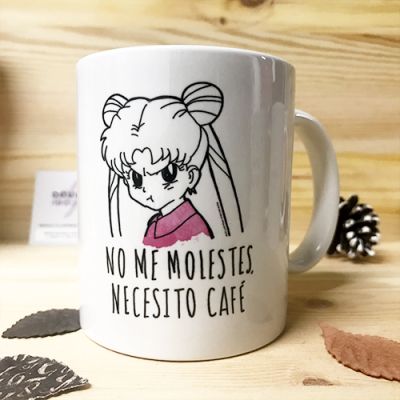 Taza No me molestes Bunny - Double Project