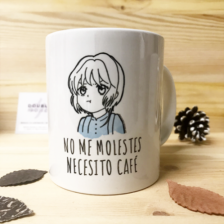 Taza No me molestes Sakura | Double Project