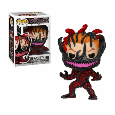 Venom POP! Carnage | Double Project