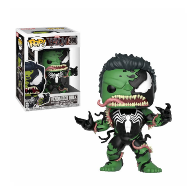 Venom POP! Venomized Hulk | Double Project