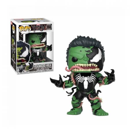 Venom POP! Venomized Hulk | Double Project