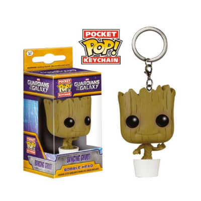 Pocket POP Dancing Groot Guardianes de la Galaxia | Double Project