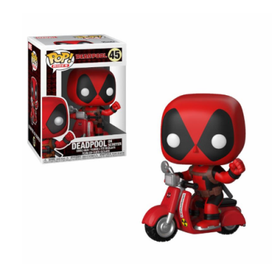 POP Deadpool & Scooter | Double Project