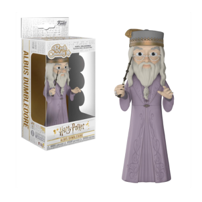 Rock Candy Dumbledore Harry Potter | Double Project