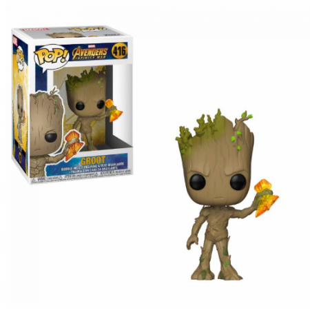 Marvel Avengers Infinity War Groot | Double Project