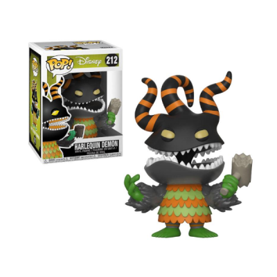 POP Harlequin Demon Pesadilla antes de navidad | Double Project