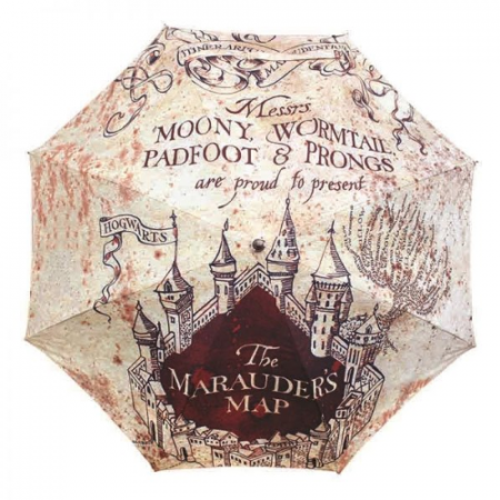 Harry Potter Paraguas Marauder's Map | Double Project